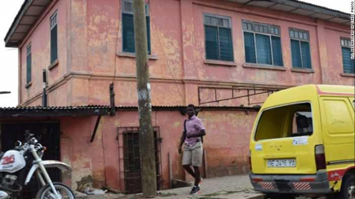 Турки открыли ложное посольство США в Гане
