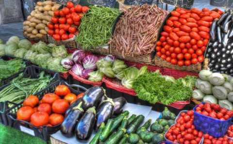 Россия разрешила ввоз ряда турецких овощей и фруктов