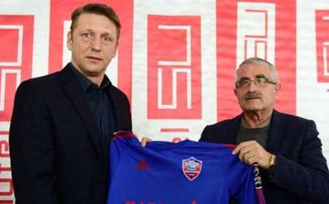 Зоран Баришич  — новый тренер «Карабюкспора»