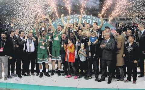 Банвит впервые становится обладателем Кубка Турции