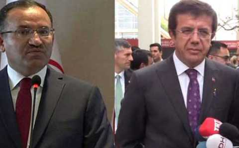 Турецким министрам не дали выступить в Германии