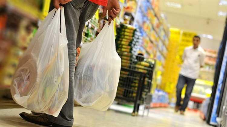 Цена на пластиковые пакеты будет стандартной