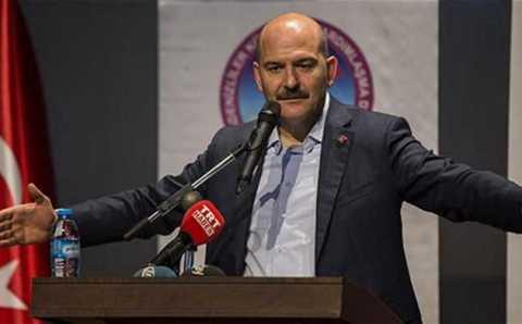 СНР обвиняет главу МВД в связях с Гюленом