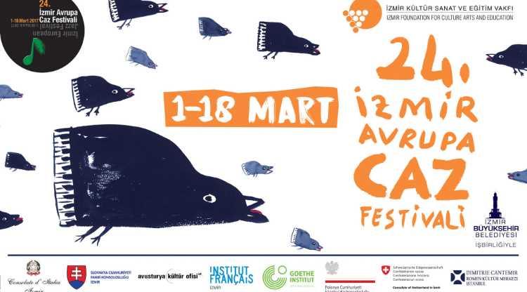В Измире стартовал 24-й Европейский джазовый фестиваль