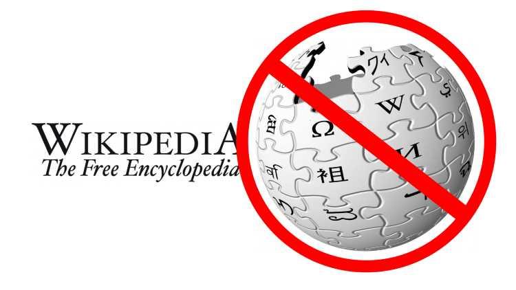 Хорошая партия обещает разблокировать Википедию