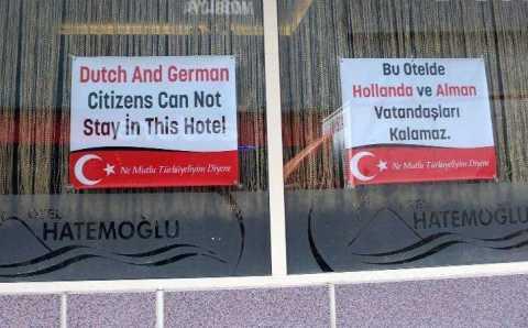 «Немцы и голландцы здесь останавливаться не могут»