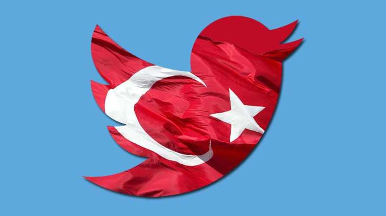 Twitter заблокировал 7340 турецких аккаунтов сторонников АКР
