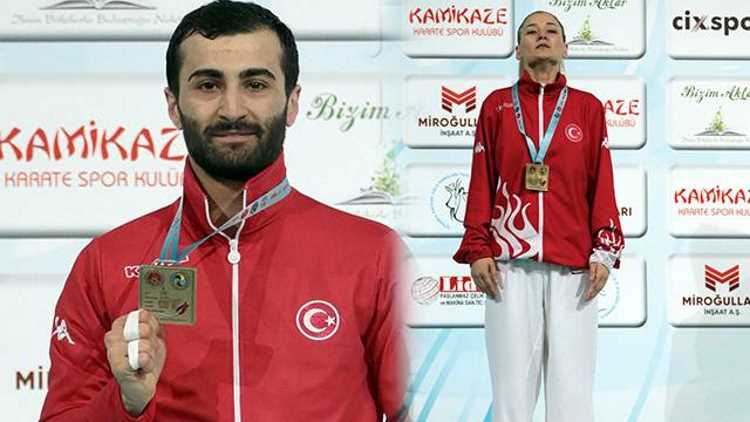 Три золота ЧЕ по каратэ в копилке сборной Турции