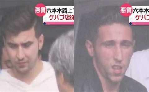 Двое турок арестованы в Токио за «агрессивную рекламу»