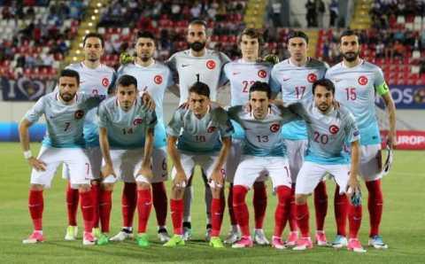 Турция без проблем обыгрывает Косово