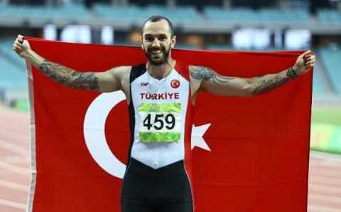 Турецкий бегун вписал себя в историю