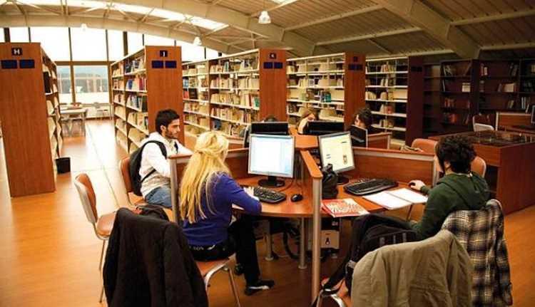 Печальная статистика по библиотекам Турции