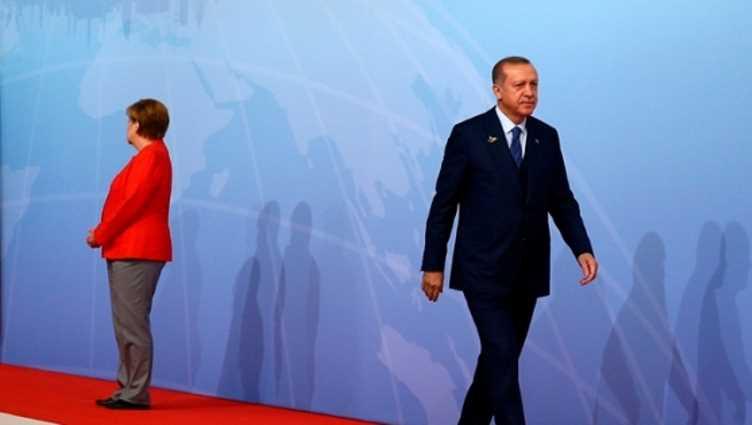 Эрдоган накаляет отношения с Берлином до предела