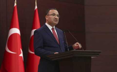 Боздаг: «Против Турции ведётся глобальный заговор»