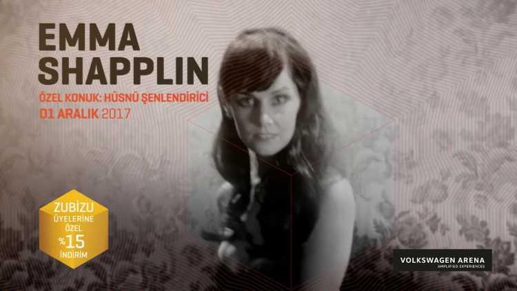 Стамбул встретит зиму вместе с Эммой Шапплин