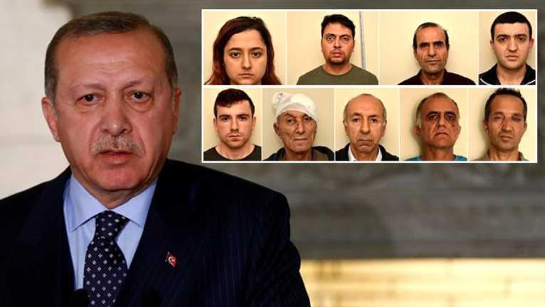 Эрдогана пытались убить во время визита в Грецию