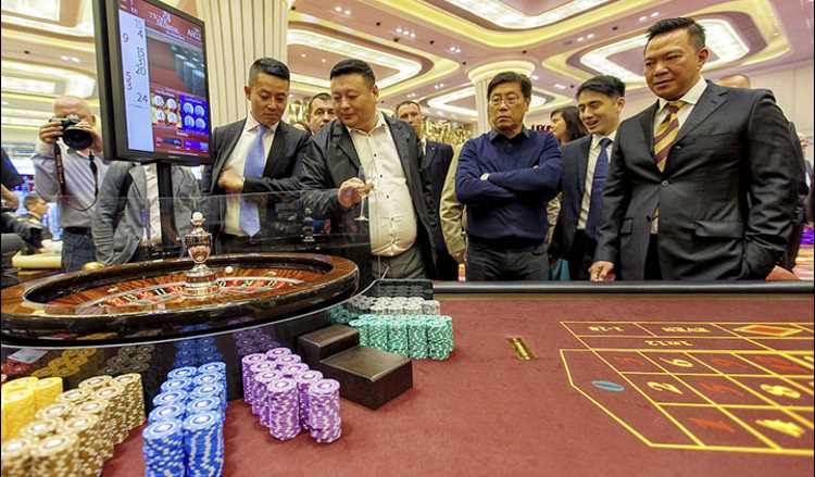 Турция хочет привлечь китайских туристов в свои казино