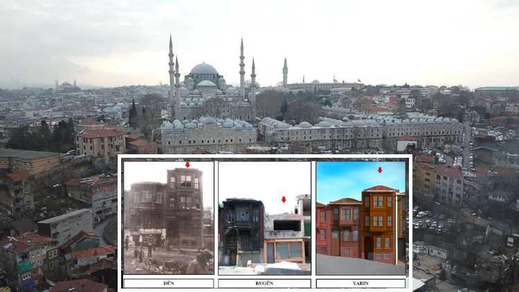Район Сулеймание пройдет через грандиозную реконструкцию