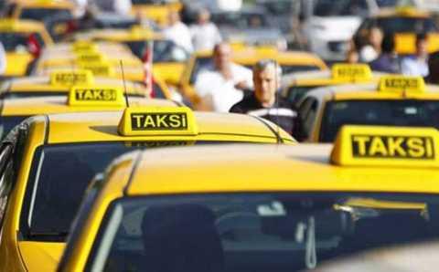 Таксистов Стамбула можно будет оценить баллами