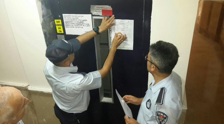 Власти возьмут все лифты Турции под контроль