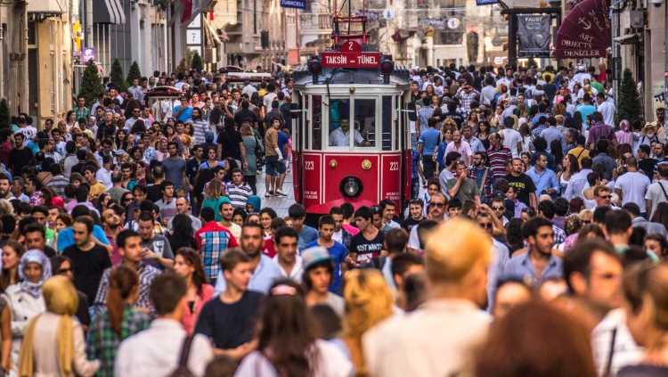 TÜİK: Женщины в Турции счастливее мужчин