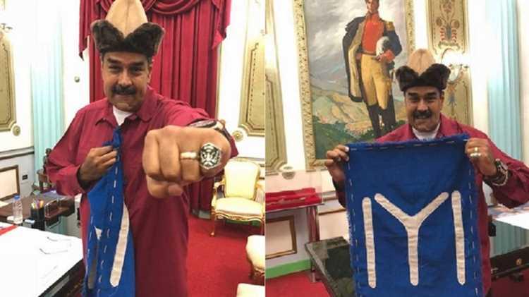 Президент Венесуэлы оказался ярым поклонником Эртугрула