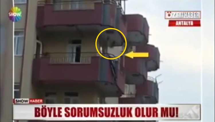 «Смертельные качели» в Анталии взбудоражили всю Турцию