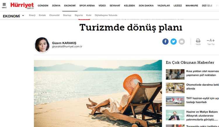 План восстановления туризма