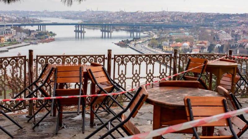 Как будут работать кафе и рестораны в Турции?