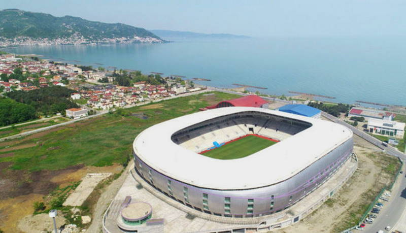 Стадион Орду в скором времени примет матчи