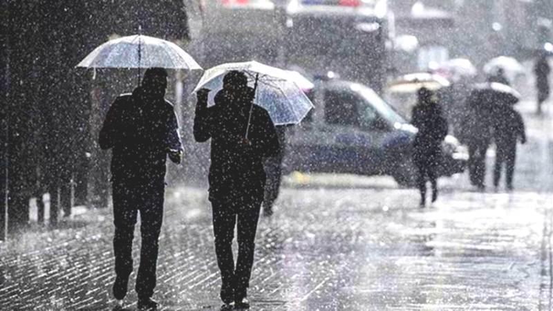 Турцию ожидают дожди и похолодание