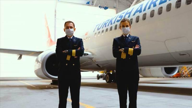 Turkish Airlines возобновили полеты в Иран