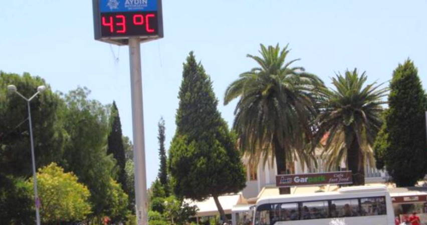Прошедший июль был одним из самых жарких за всю историю