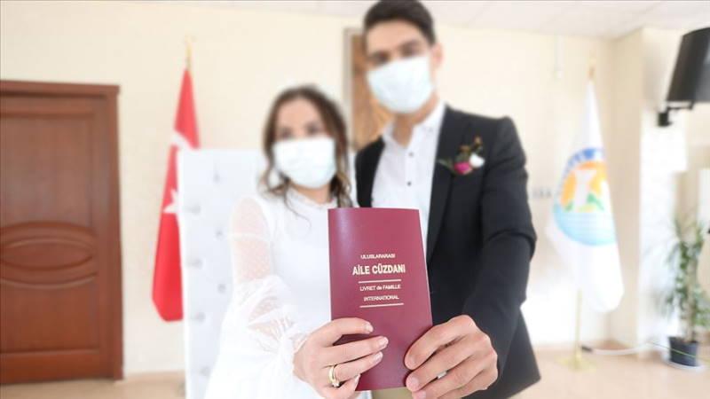 Две провинции ввели ограничения для свадеб