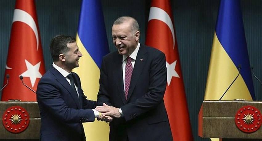 Украина подпишет с Турцией военное соглашение