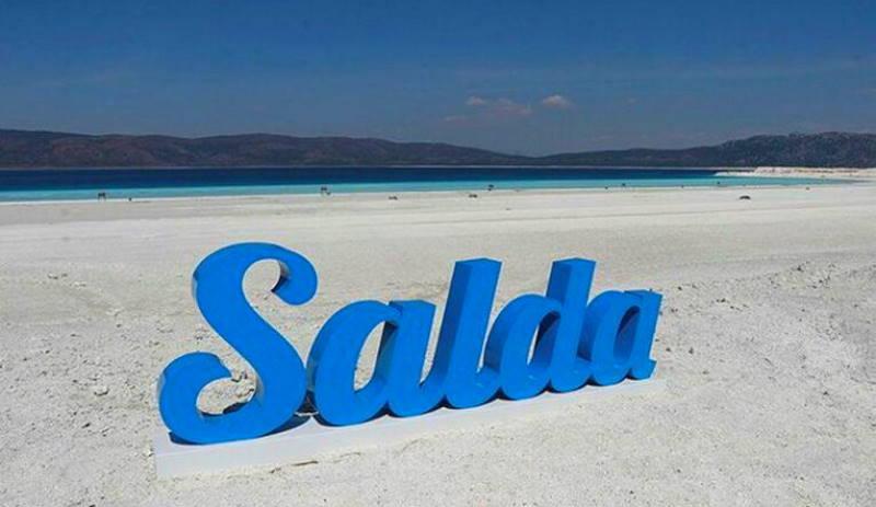 Власти ограничили количество туристов у озера Салда