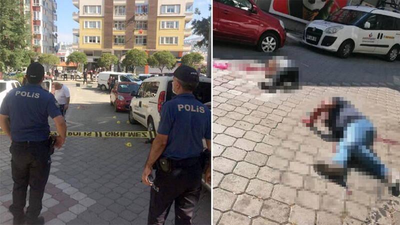 Стрельба посреди белого дня: 2 убитых, 3 раненых