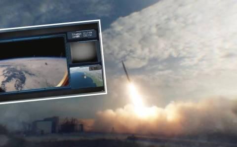 Первая турецкая ракета «коснулась космоса»