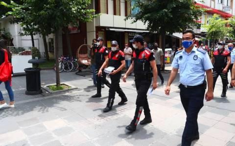 В Турции начался месяц масштабных проверок
