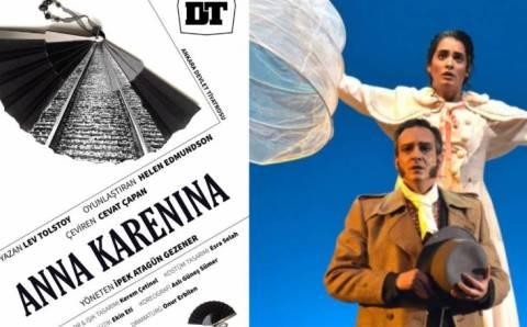 «Анну Каренину» покажут на открытой сцене в Анкаре