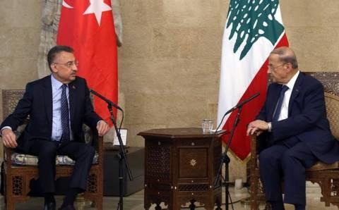 Турция готова построить новый порт Бейрута