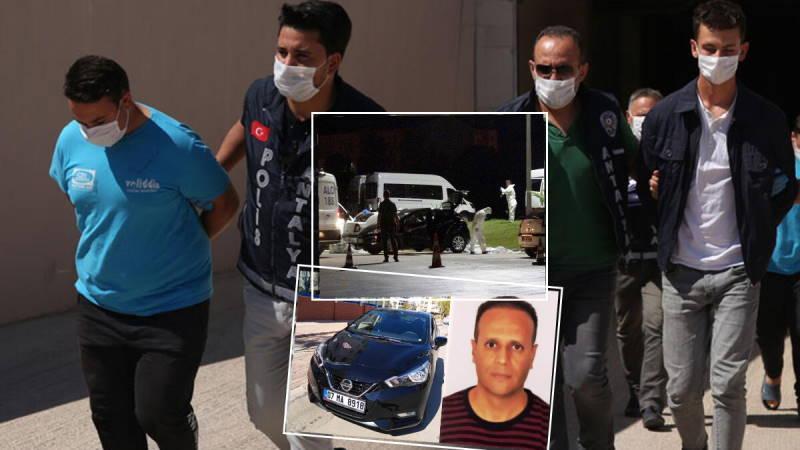 Россиянин и алжирец убили риелтора в Анталье