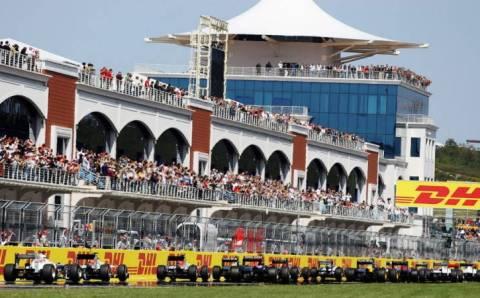 Гран-При Турции: 40000 билетов продано за 6 часов