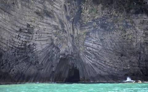 Уникальное место Турции возрастом 80 млн лет