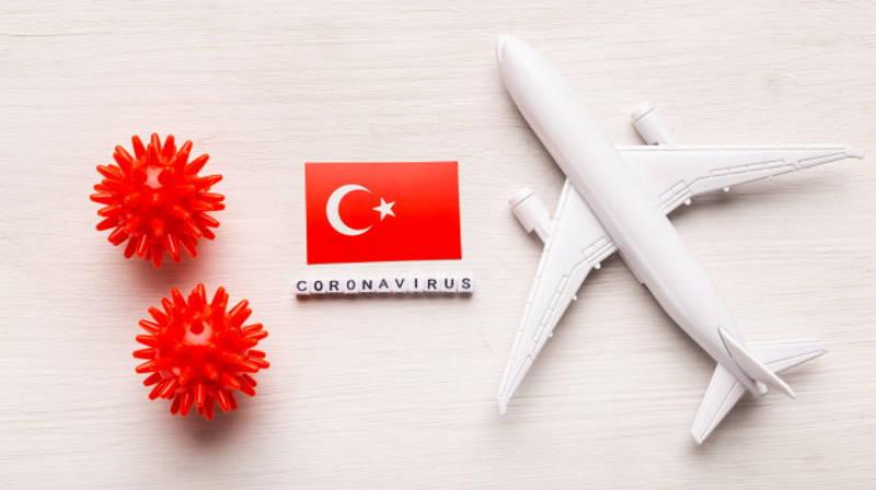 Туризм Турции в 2020 году недосчитался $22,5 млрд