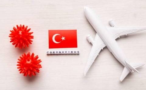 Россия приостановила авиасообщение с Турцией до 1 июня