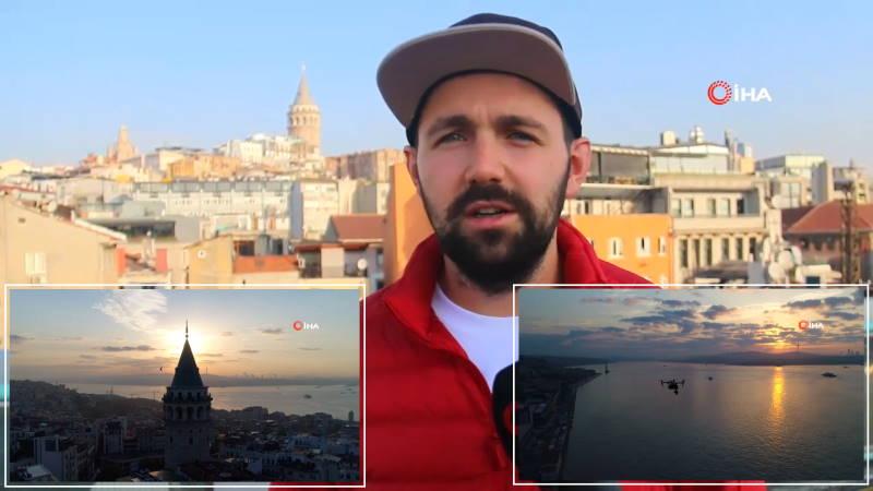 Россияне готовят впечатляющий ролик о Стамбуле