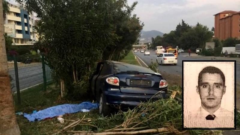 Россиянин погиб в страшной аварии в Аланье