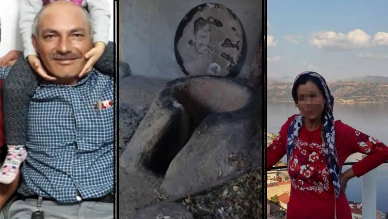 Располовинила труп мужа и сожгла в тандыре