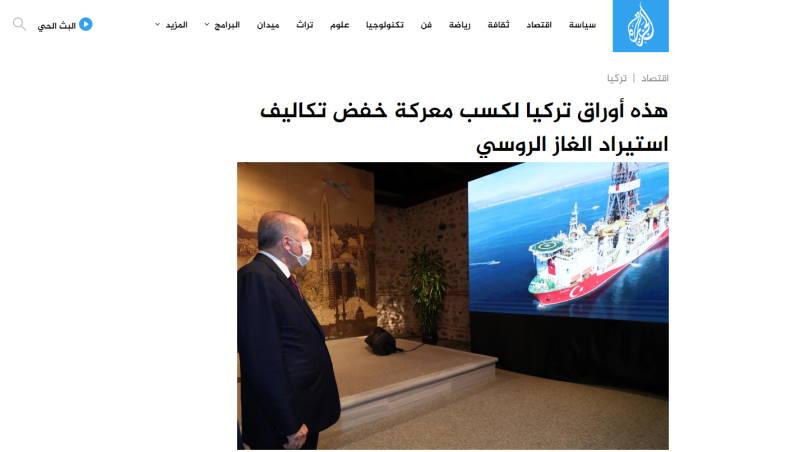 Какие шаги делает Турция для снижения затрат на  российский газ?